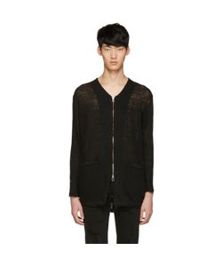Diet Butcher Slim Skin | Long Zip Cardigan