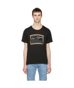 Pierre Balmain | Logo Print T-Shirt