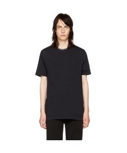 Neil Barrett | Live And Let Live Collar T-Shirt