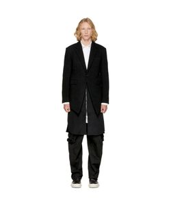D.Gnak By Kang.D | Front Oblique Layered Coat