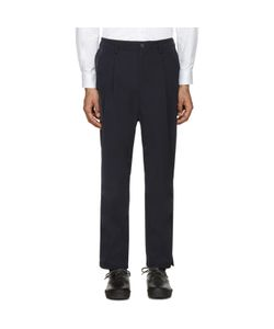NONNATIVE | Clerk Trousers
