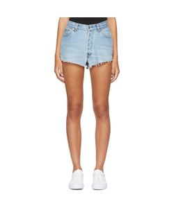 RE-DONE | Levis Edition Classic Denim Shorts