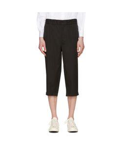 Comme Des Garcons | Comme Des Garçons Shirt Poplin Workstitch Shorts