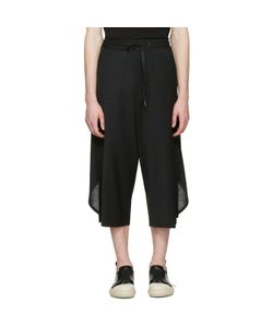 D.Gnak By Kang.D | Overlapped Back Trousers