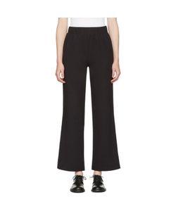 Hyke | Band Wide Trousers