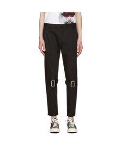 Comme Des Garcons | Comme Des Garçons Shirt Belted Leg Trousers