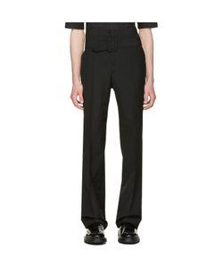 Yang Li | Belted Trousers
