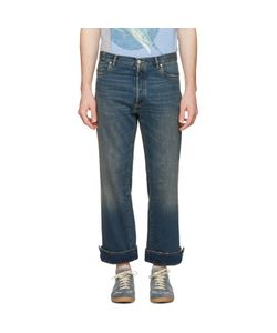Maison Margiela | Cuffed Up Jeans
