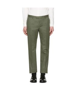 Éditions M.R | Tailored Chino Trousers