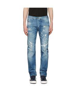 Diesel | Buster Destryoed Jeans