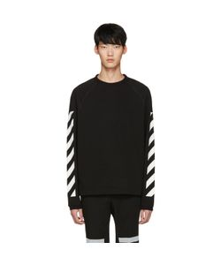 Moncler O | Striped Sleeves T-Shirt