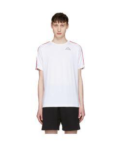GOSHA RUBCHINSKIY | Kappa Edition Logo Sleeve T-Shirt