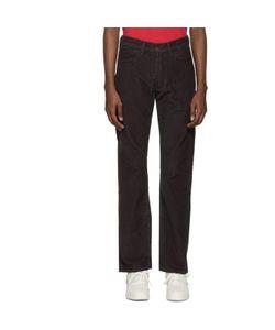 GOSHA RUBCHINSKIY | Levis Edition Corduroy 505c Jeans