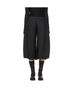 PLEATS PLEASE BY ISSEY MIYAKE | Thicker Bounce Wide Trousers
