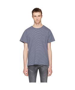 A.P.C. | . Striped Pocket T-Shirt