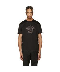 Versace | Studded Medusa T-Shirt