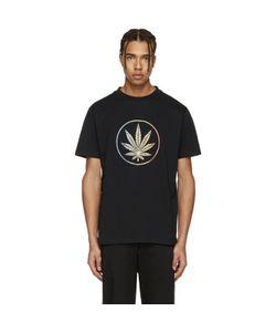PALM ANGELS | Rainbow Weed T-Shirt