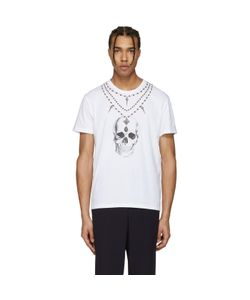 Alexander McQueen | Skull Necklace T-Shirt