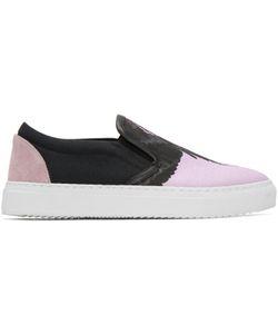 MARCELO BURLON COUNTY OF MILAN   Enrika Slip-On Sneakers