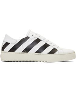 OFF-WHITE | Classic Diagonal Sneakers