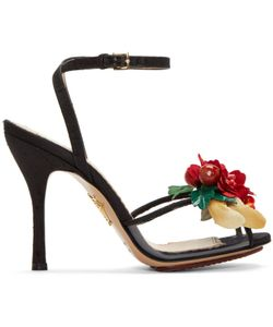 Charlotte Olympia | Tropical Heeled Sandals
