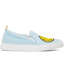Joshua Sanders | Smile Slip-On Sneakers