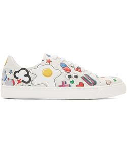 Anya Hindmarch | All Over Wink Stickers Tennis Sneakers