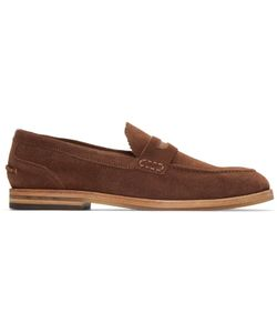 H By Hudson | Suede Romney Loafers
