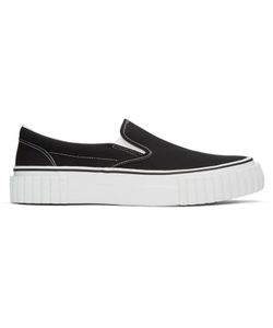ganryu | Canvas Slip-On Sneakers