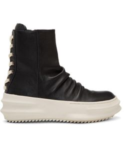 D.Gnak By Kang.D | Back Laced High-Top Sneakers