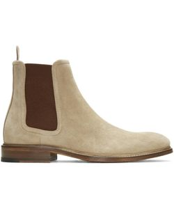 Tiger Of Sweden | Suede Montan Chelsea Boots