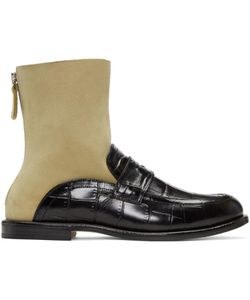Loewe | And Sock Loafer Boots