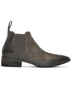 Marsell | Suede Cuneo Chelsea Boots