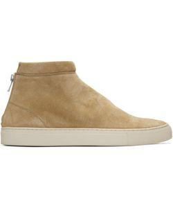 NONNATIVE | Suede Dweller Mid-Top Sneakers