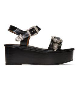 Toga Pulla | Buckle Flatform Sandals
