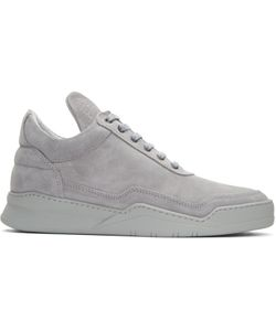 Filling Pieces | Ghost Tone Sneakers