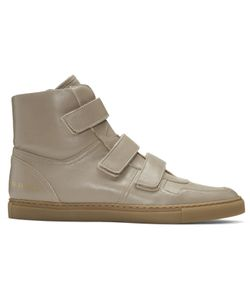 ROBERT GELLER | Common Projects Edition High-Top Sneakers