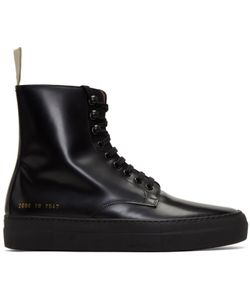 ROBERT GELLER | Common Projects Edition Combat Boots