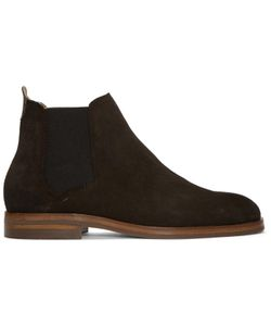H By Hudson | Suede Tonti Chelsea Boots