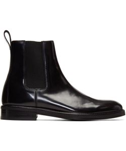 Hope | Patent Max Chelsea Boots