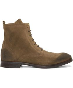 H By Hudson | Suede Lennon Boots