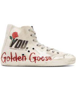 Golden Goose | Glitter Francy High-Top Sneakers