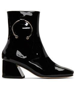 DORATEYMUR | Patent Nizip Boots