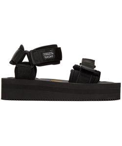 Suicoke | Velcro Straps Flatform Sandals
