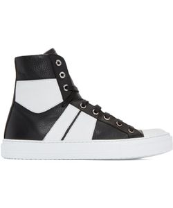 AMIRI | And Sunset High-Top Sneakers