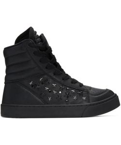 Diet Butcher Slim Skin | Tilt Star Twisted High-Top Sneakers