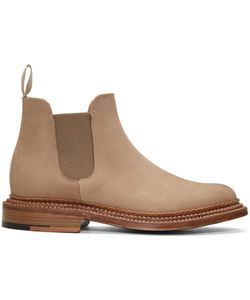 Grenson | Suede Christopher Boots