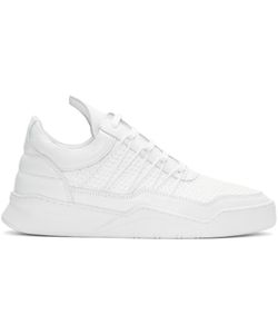 Filling Pieces | Ghost Mesh Sneakers