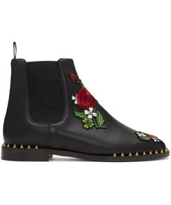 Charlotte Olympia | Studded Chelsea Boots
