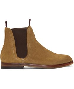 H By Hudson | Suede Tamper Boots